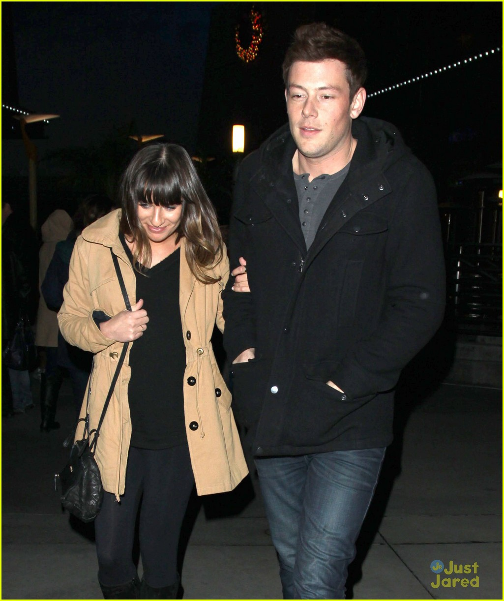 lea michele cory monteith movies 10