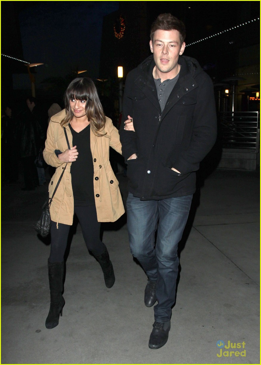 lea michele cory monteith movies 13