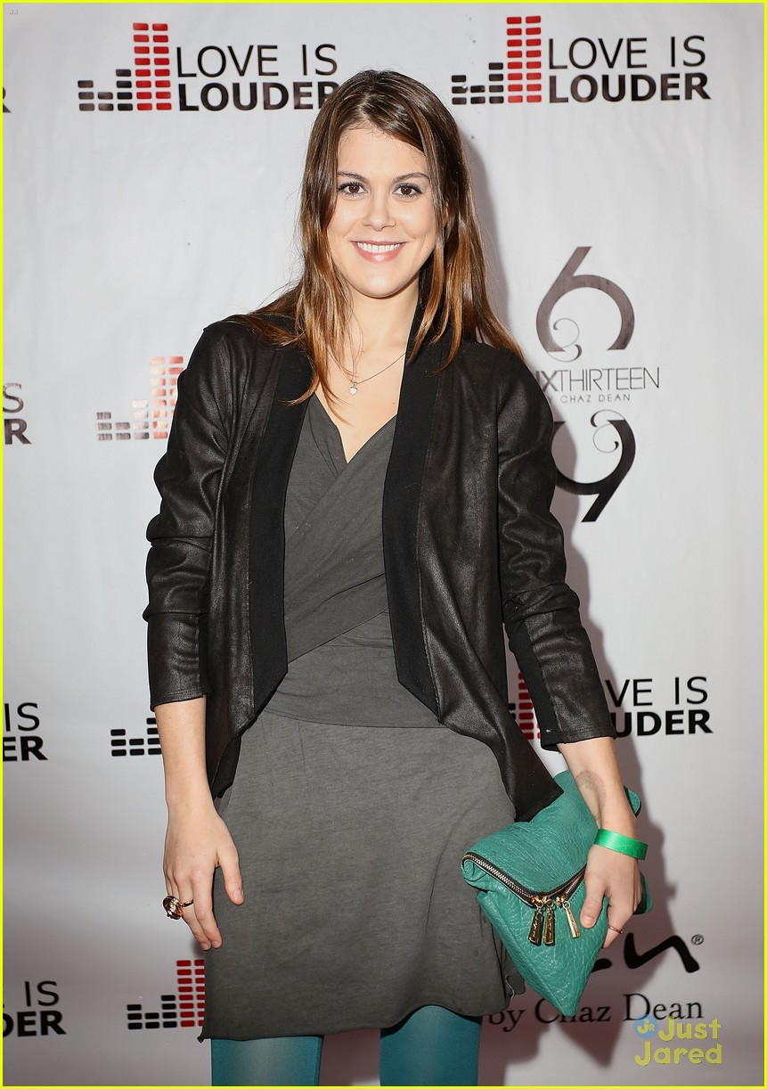lindsey shaw chaz dean party 08