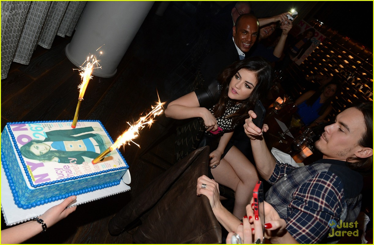 lucy hale nylon cover dinner 01