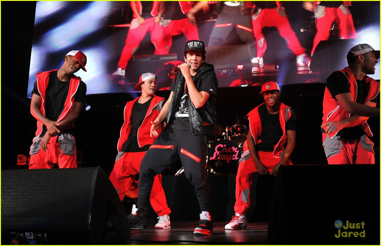 austin mahone 995 dc jingle ball 16