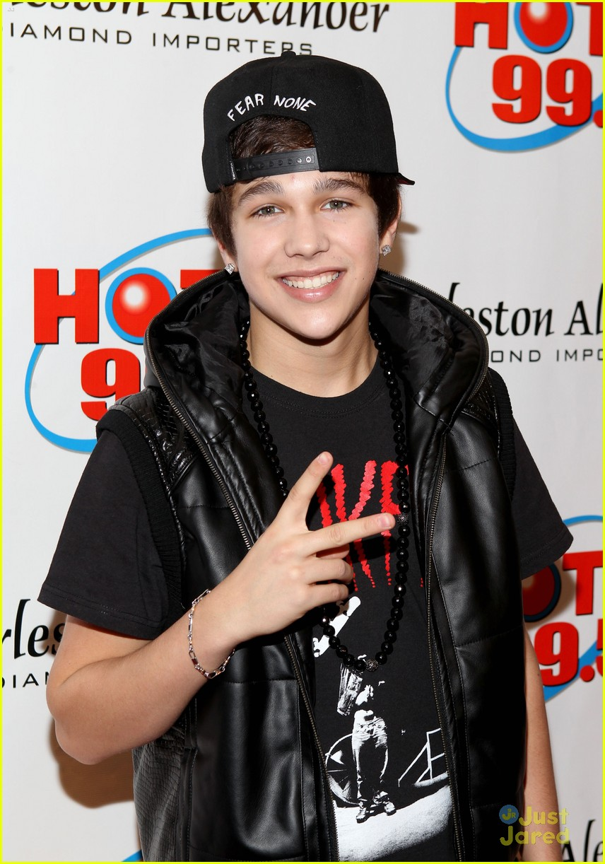 austin mahone 995 dc jingle ball 19