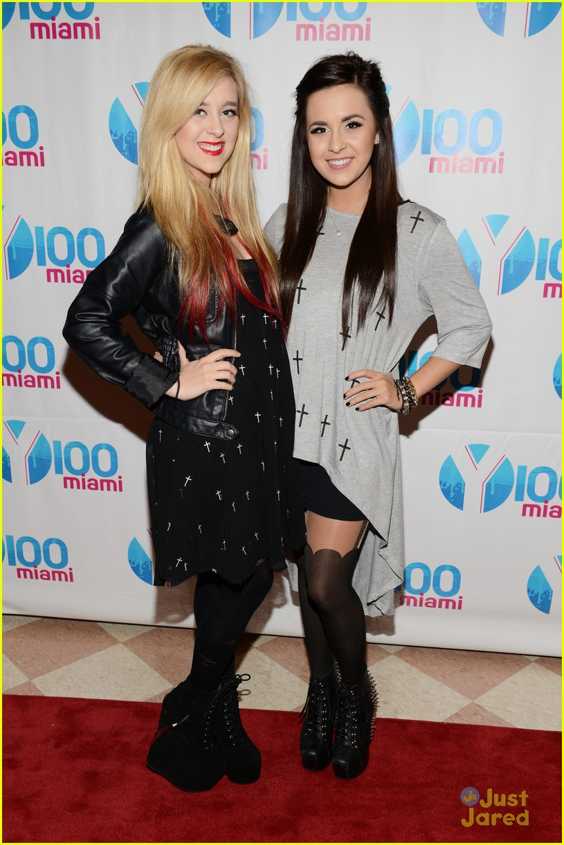 megan liz y100 jingle ball 01