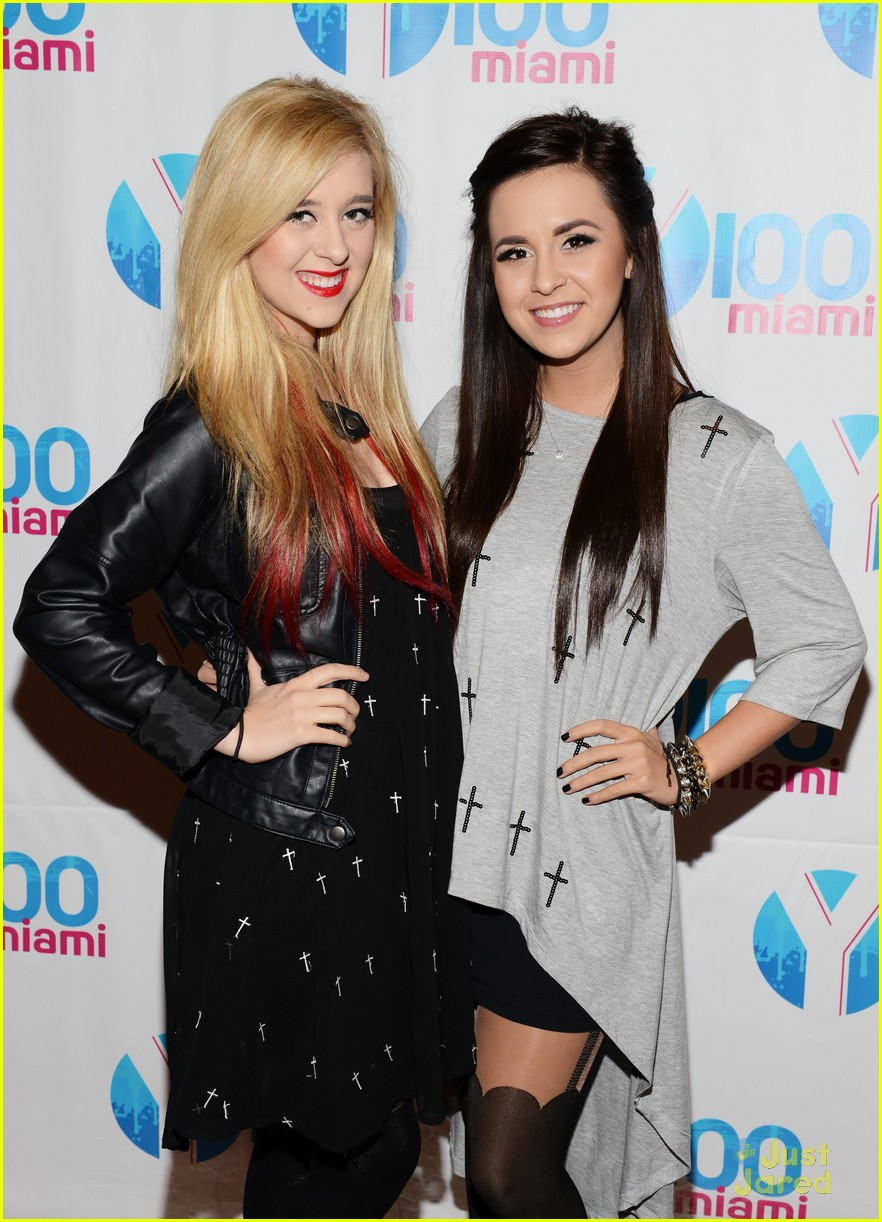 megan liz y100 jingle ball 06