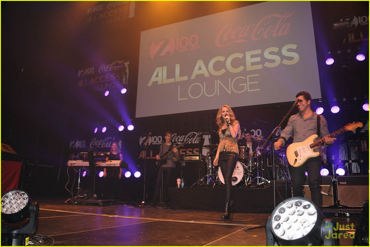 bridgit mendler z100 jingle ball 21