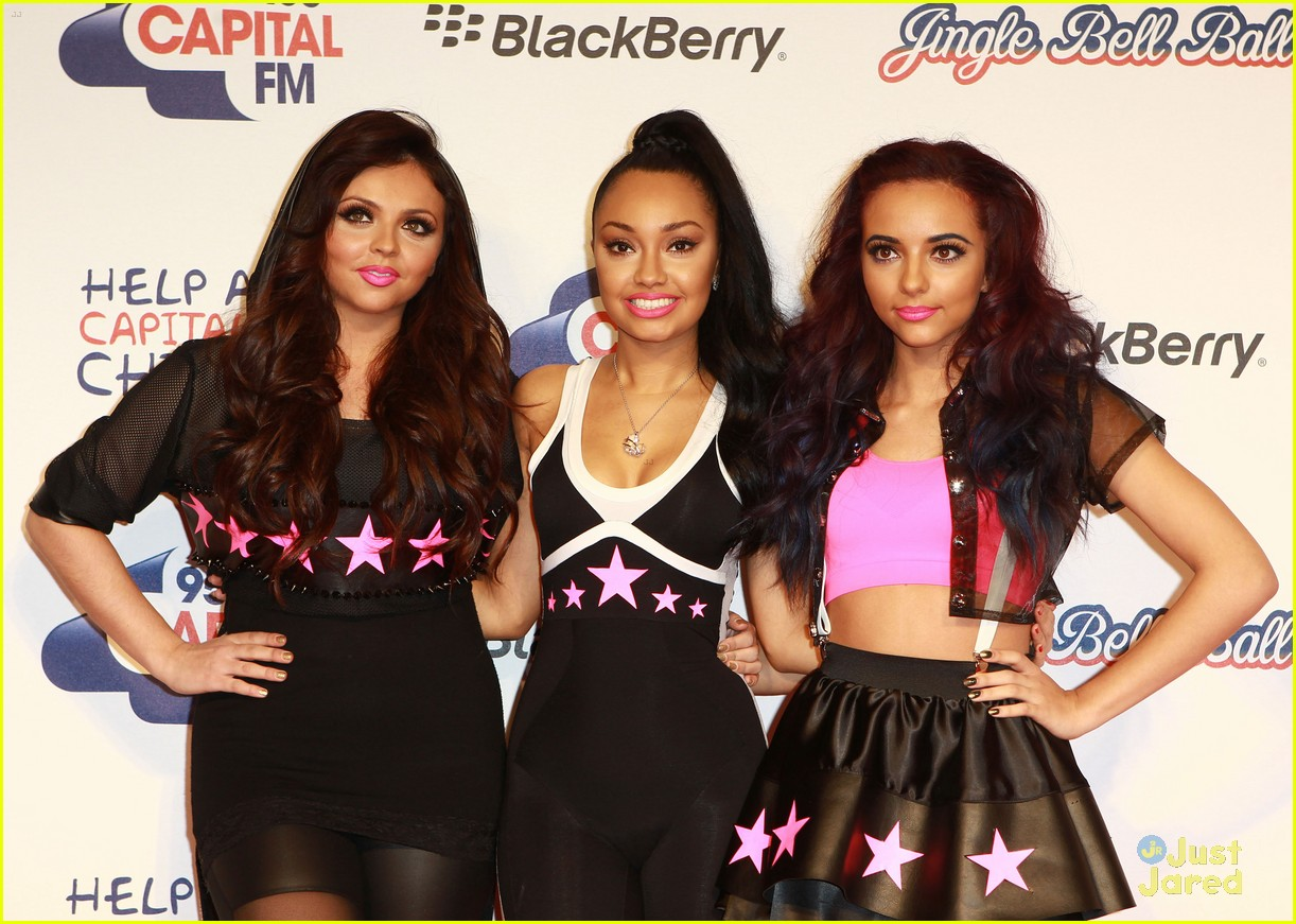 little mix capital fm jingle ball 02
