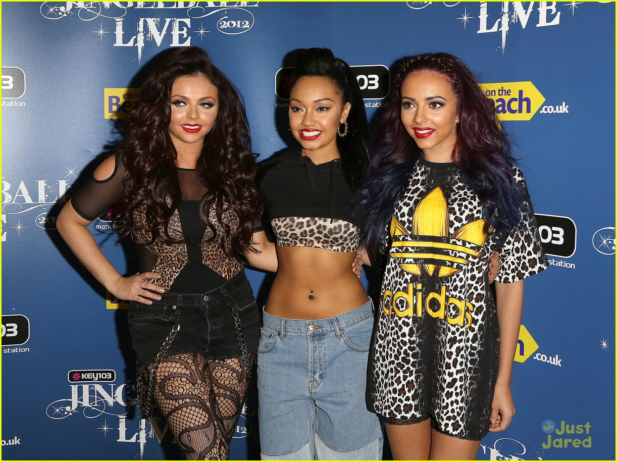 little mix jingle bell ball 06