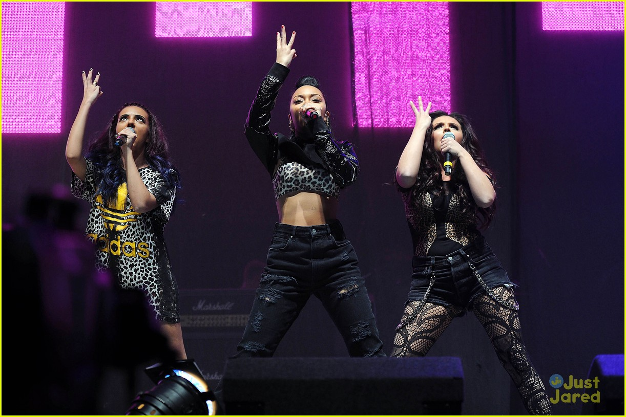 little mix jingle bell ball 19