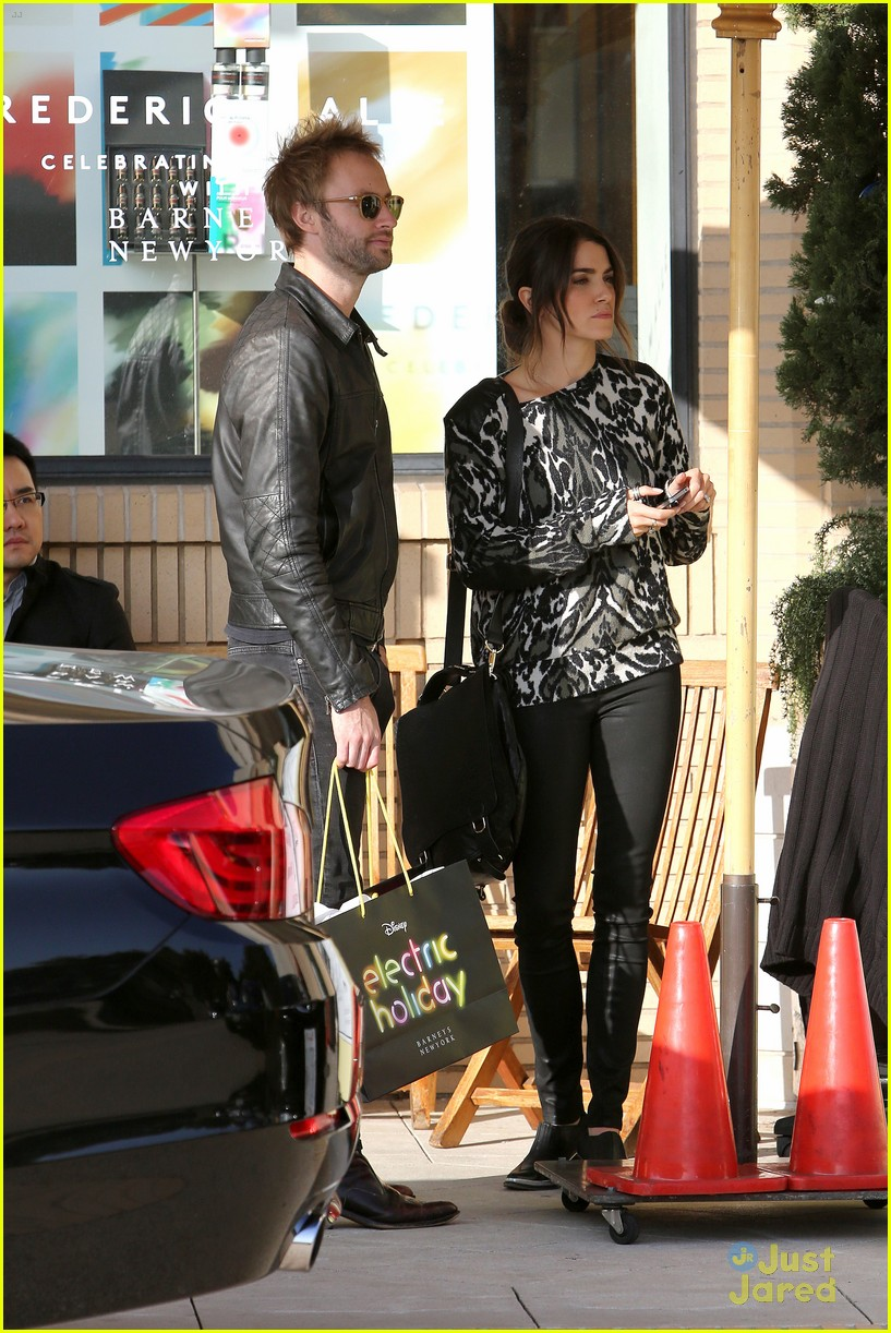 nikki reed paul mcdonald electric holiday 12
