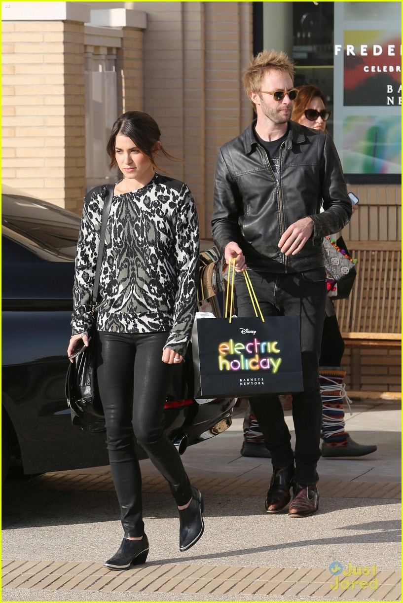 nikki reed paul mcdonald electric holiday 13
