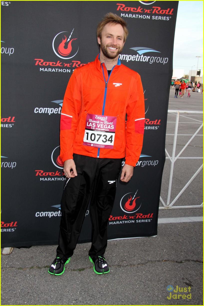 nikki reed paul mcdonald marathon vegas 08