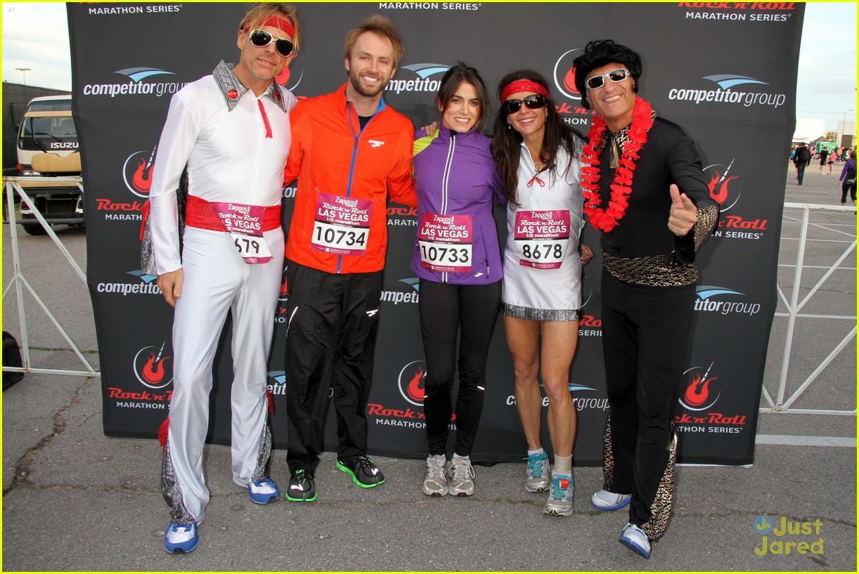 nikki reed paul mcdonald marathon vegas 12