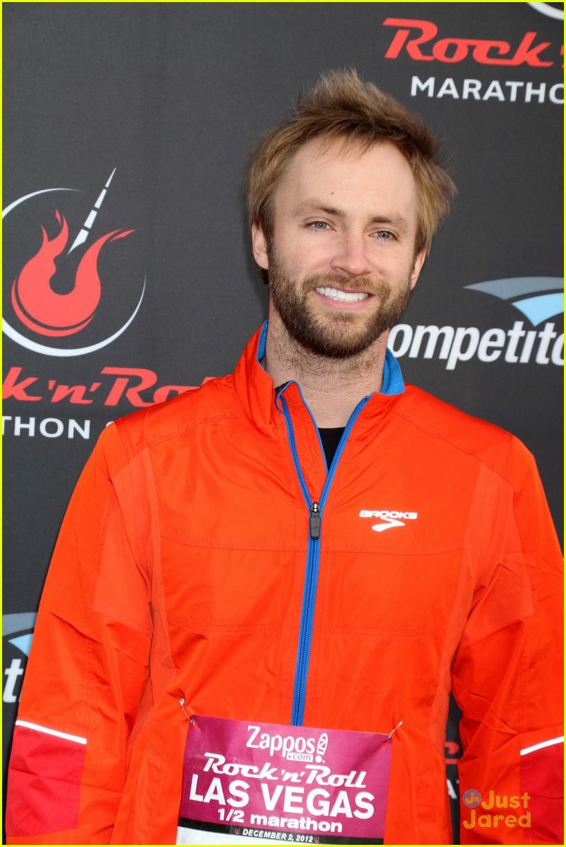 nikki reed paul mcdonald marathon vegas 13