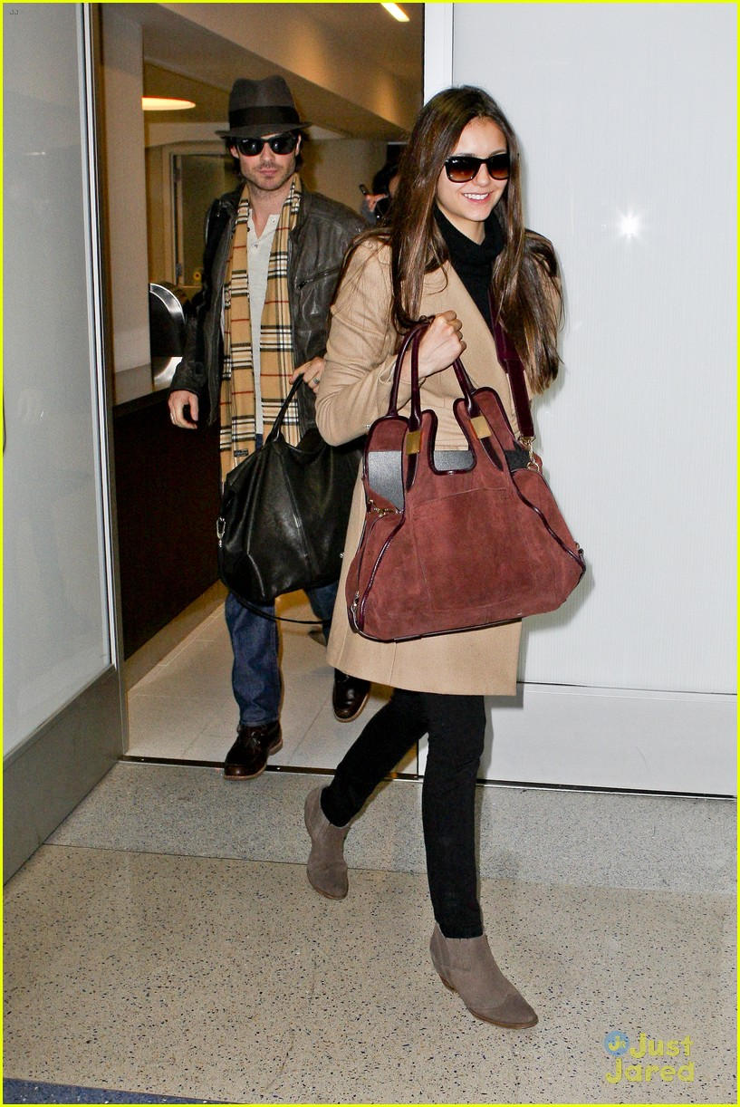 nina dobrev ian somerhalder lax china 01