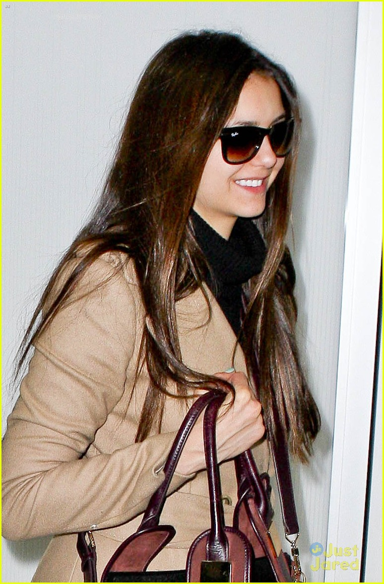 nina dobrev ian somerhalder lax china 03