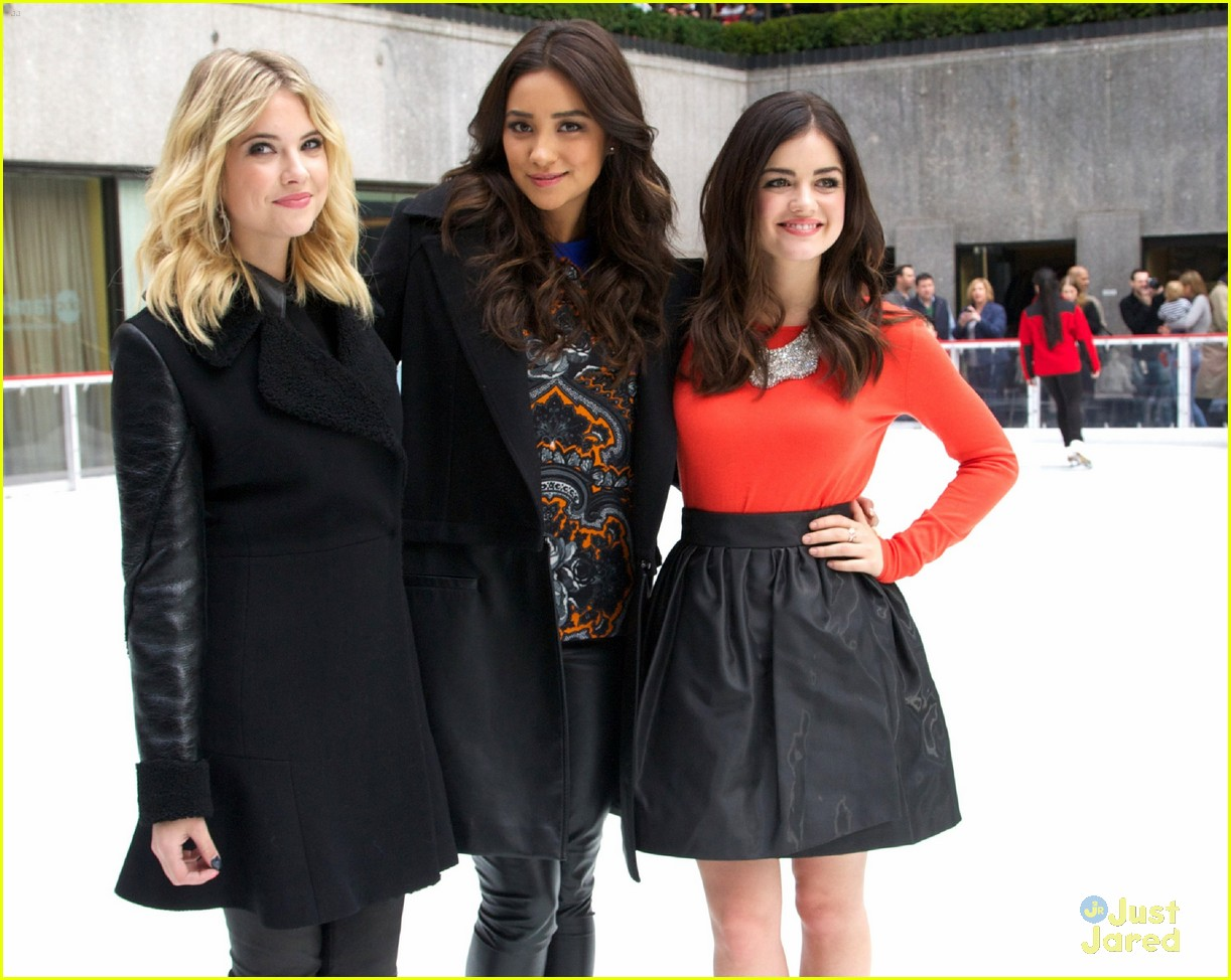 shay mitchell lucy hale ashley benson winter wonderland 00