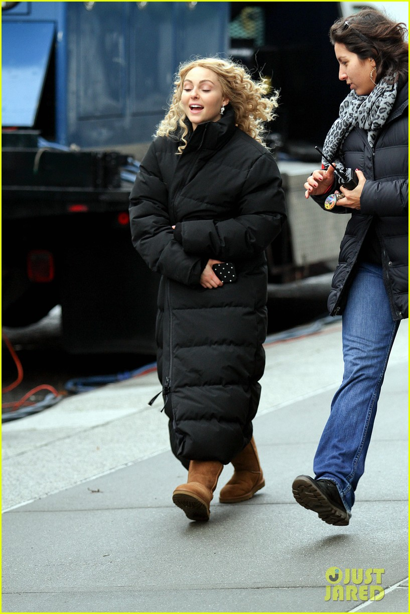 annasophia robb the carrie diaries set 07