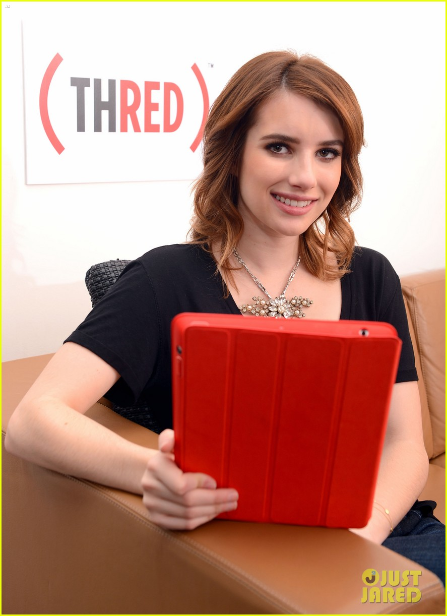 emma roberts play thred save lives 11