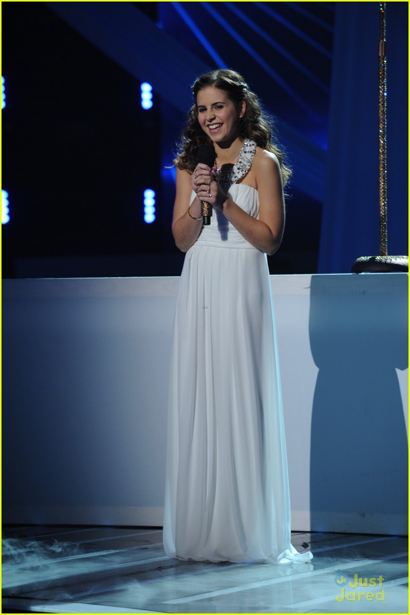 Carly Rose Sonenclar: X Factor USA Finalist! | Photo ...
