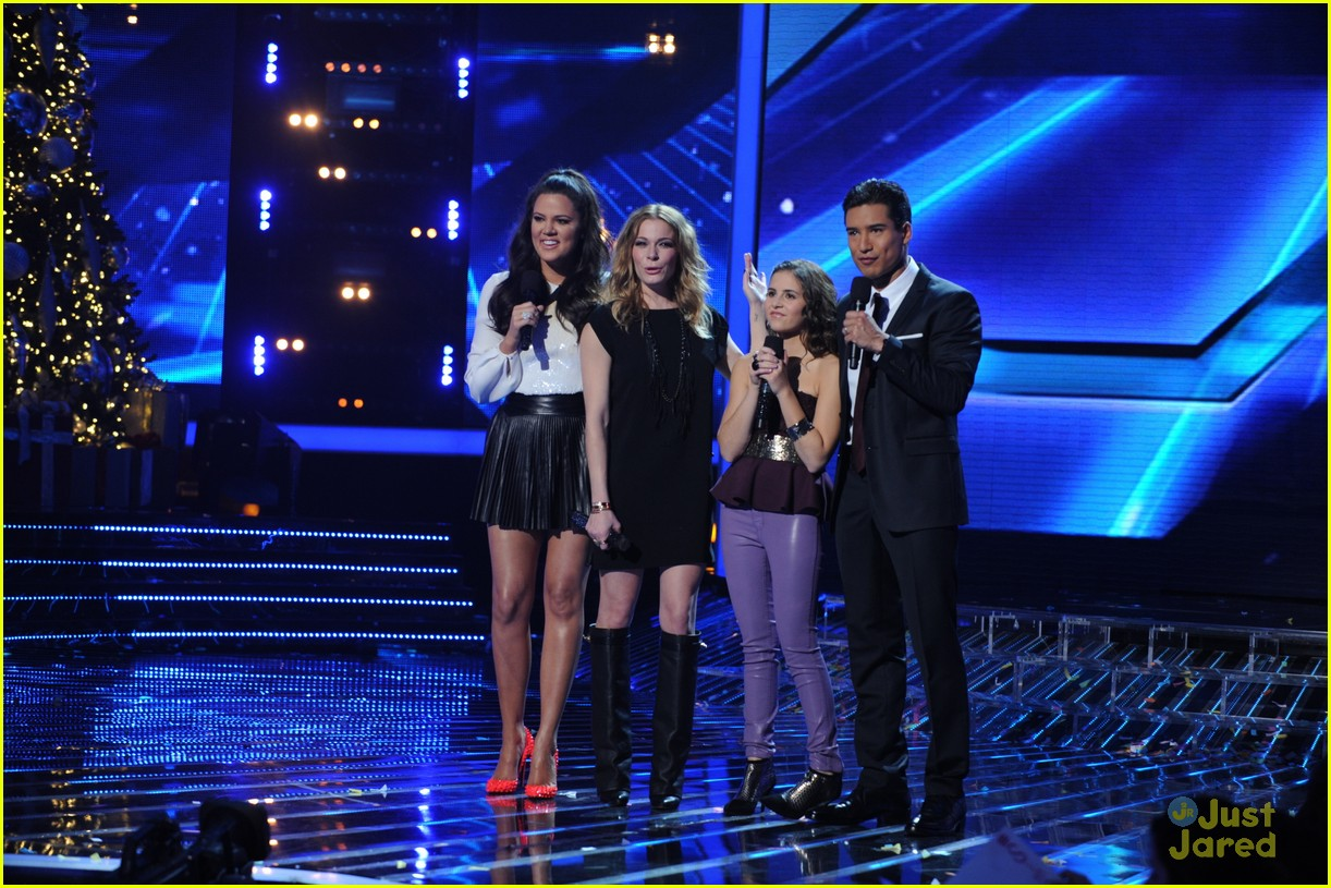 carly rose sonenclar xfactor finals 09