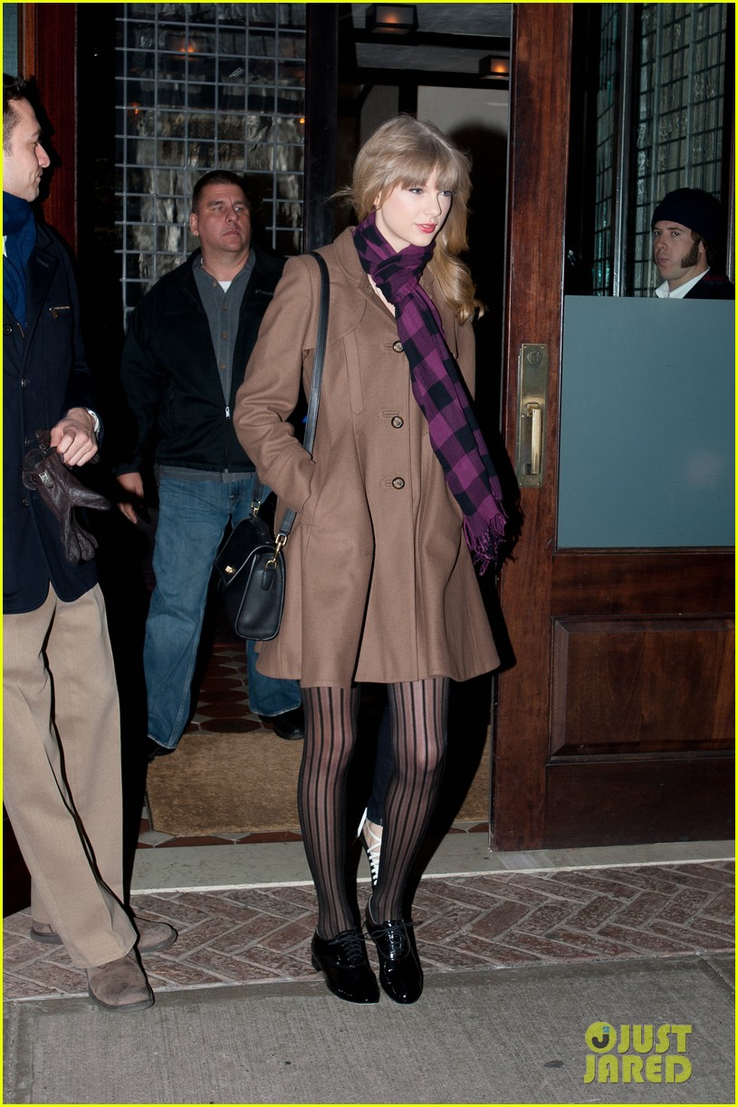 taylor swift back in nyc 10