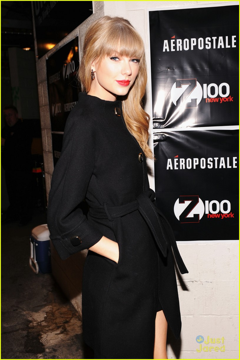 taylor swift z100 jingle ball 06