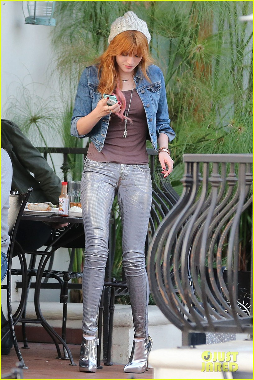 bela thorne kylie jenner lunch 01
