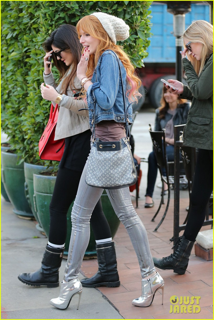 bela thorne kylie jenner lunch 07
