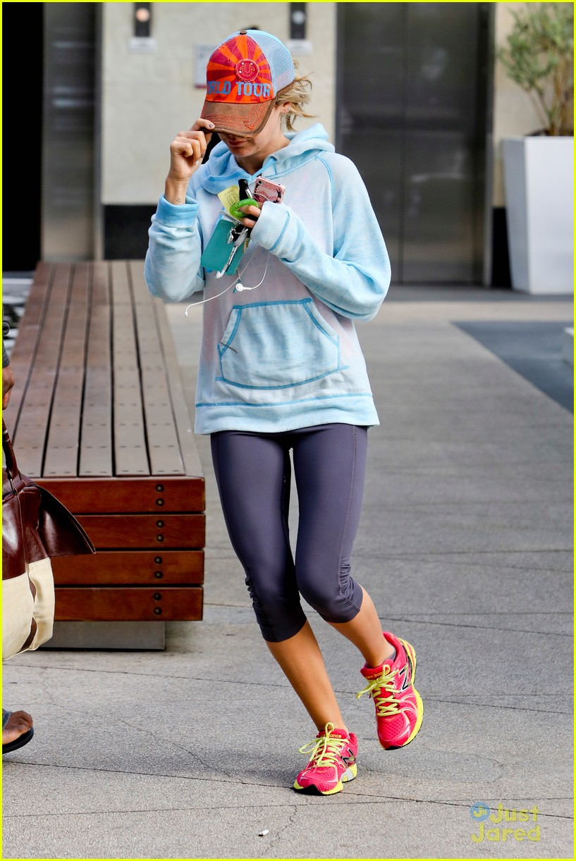 ashley tisdale gym meeting 16