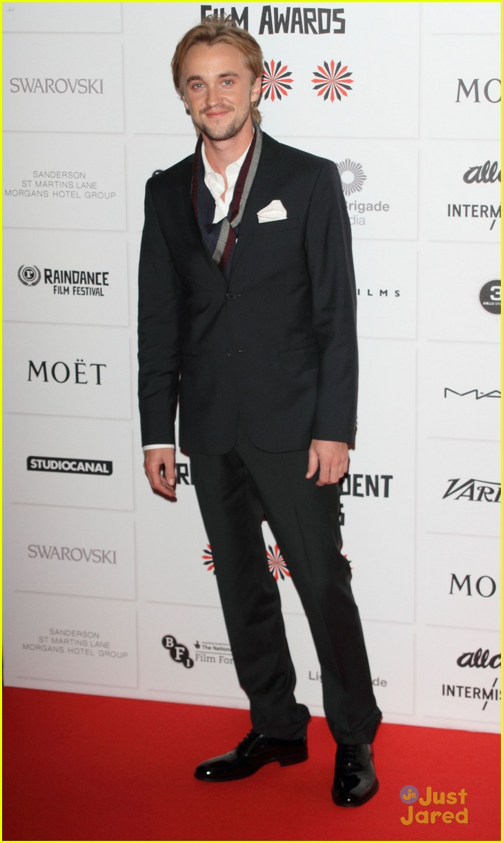 tom felton bifa awards 09