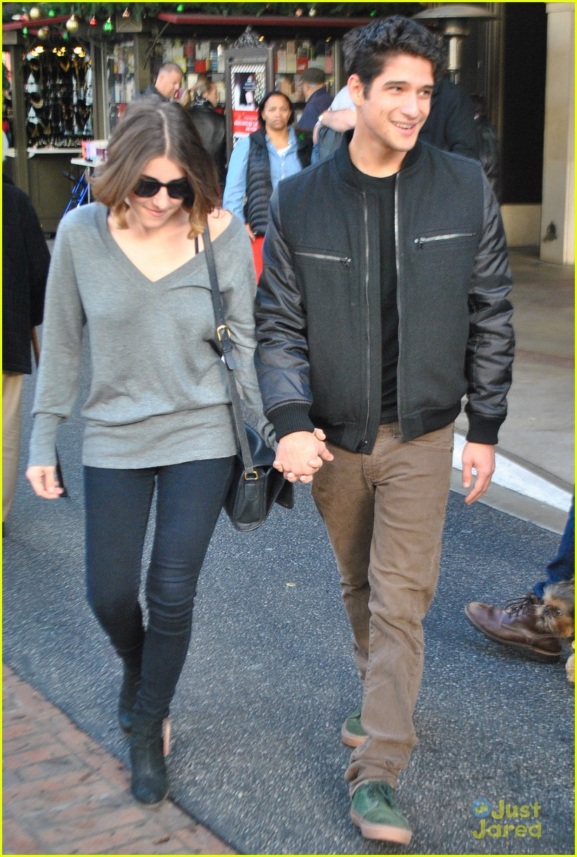 Tyler Posey: Movie Date with Seana Gorlick! | Photo 520106 ...  Tyler Posey: Mo...