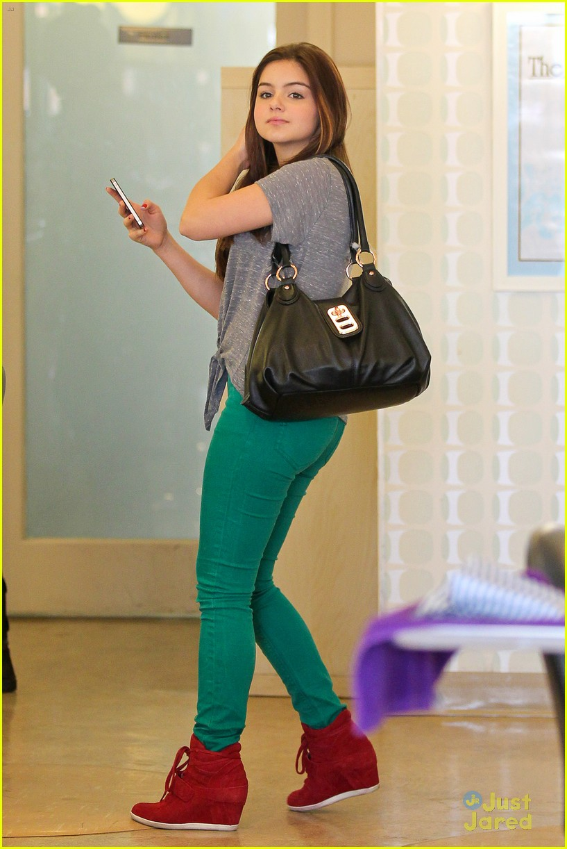 ariel winter hair trader joes 07