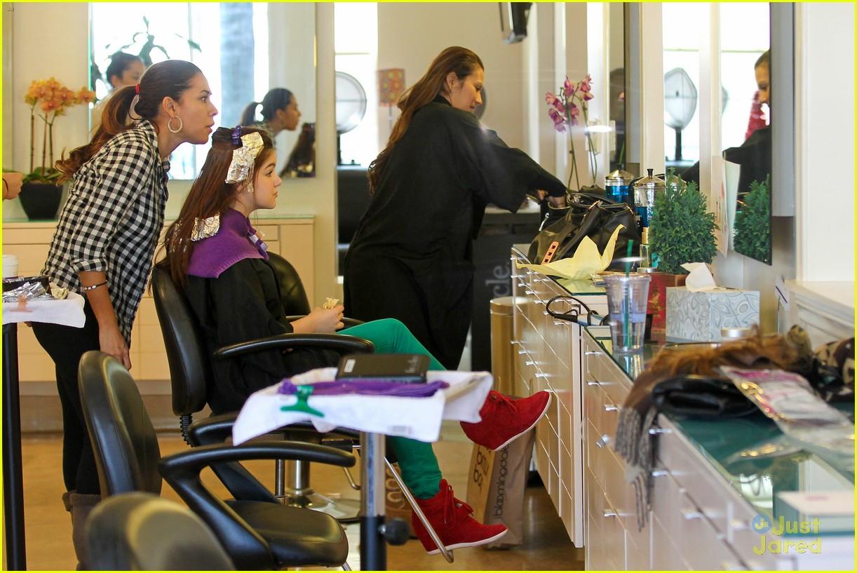 ariel winter hair trader joes 16