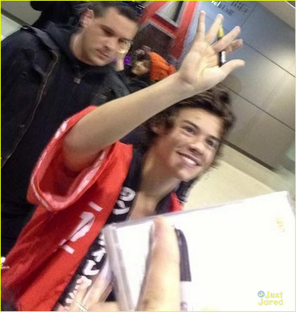one direction tokyo arrival 01