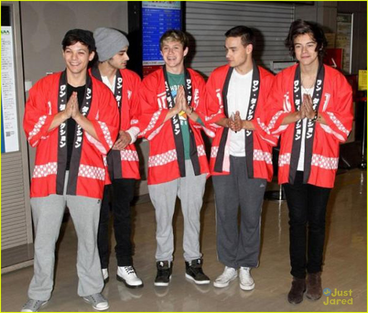 one direction tokyo arrival 06