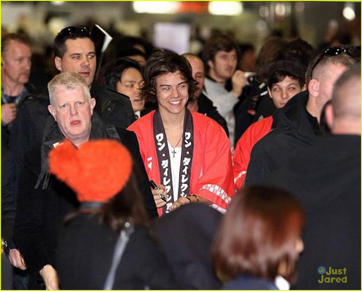 one direction tokyo arrival 09