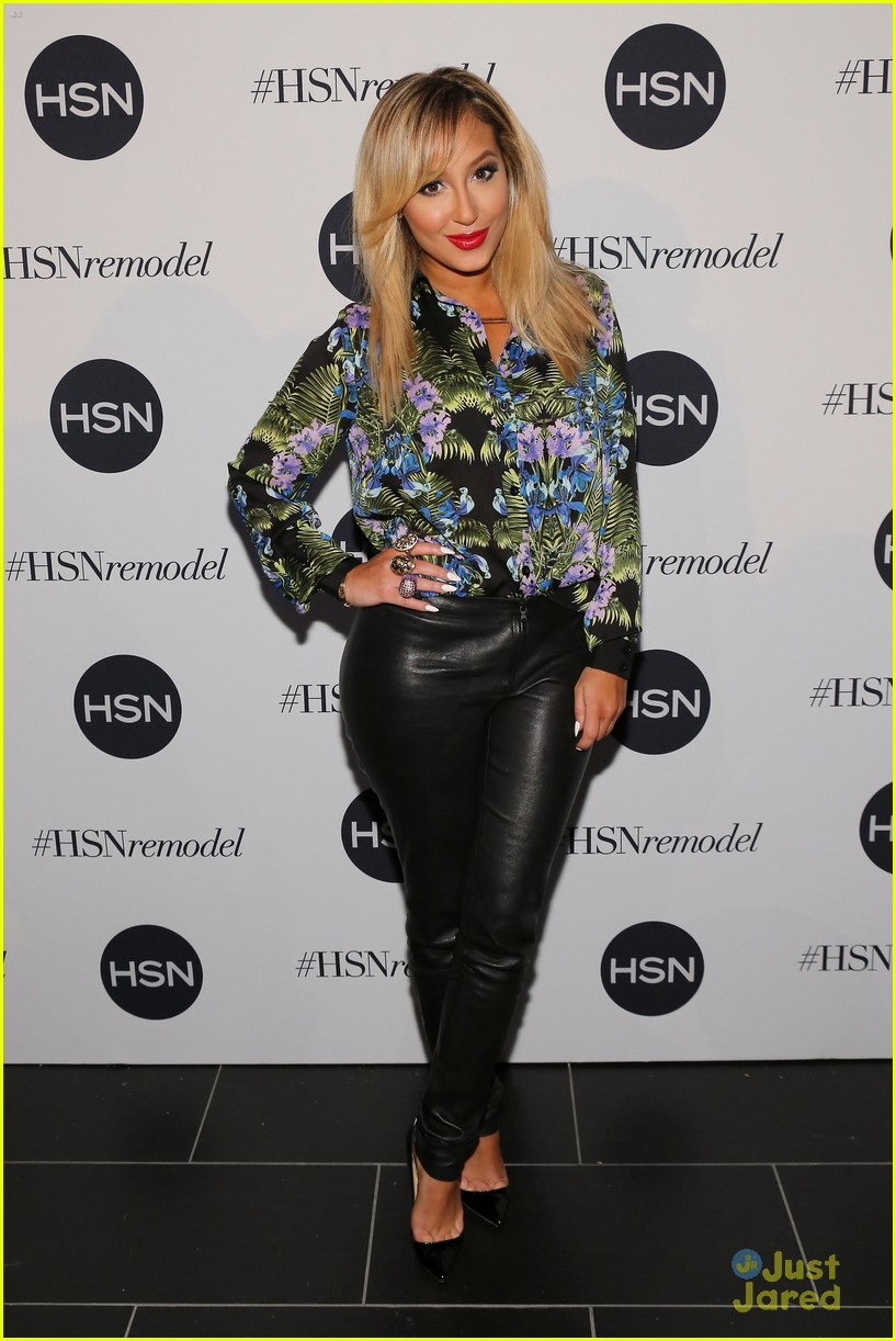 adrienne bailon new look hsn 01