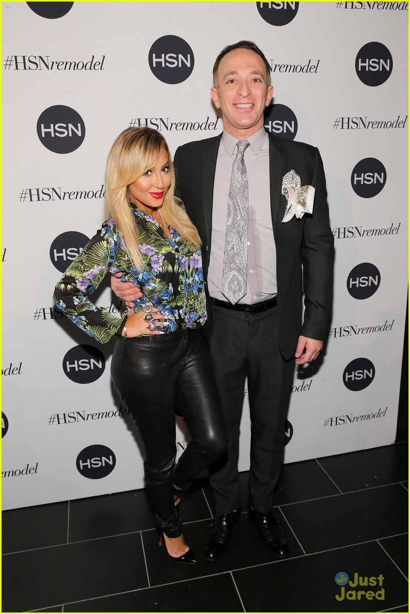 adrienne bailon new look hsn 06
