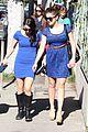 ariel winter blue lace dress 14