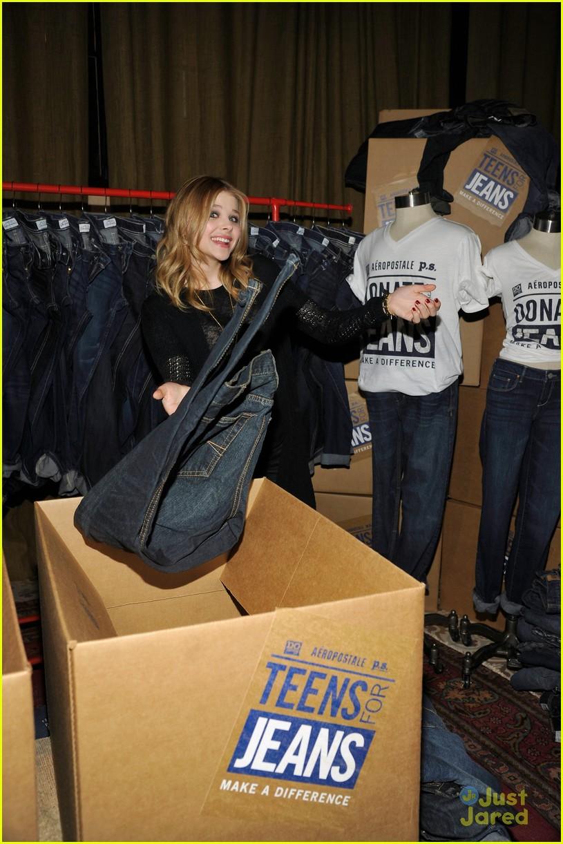 chloe moretz ryan beatty teens jeans 10