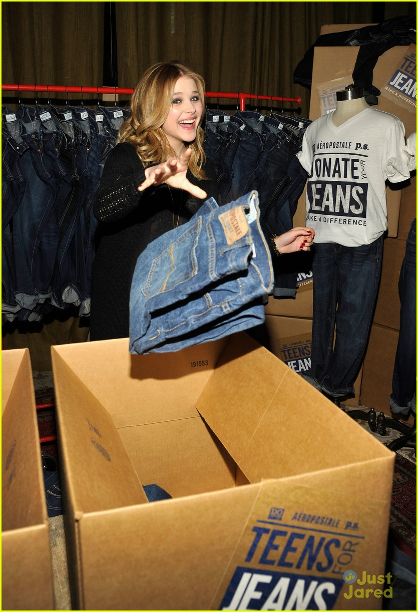 chloe moretz ryan beatty teens jeans 19