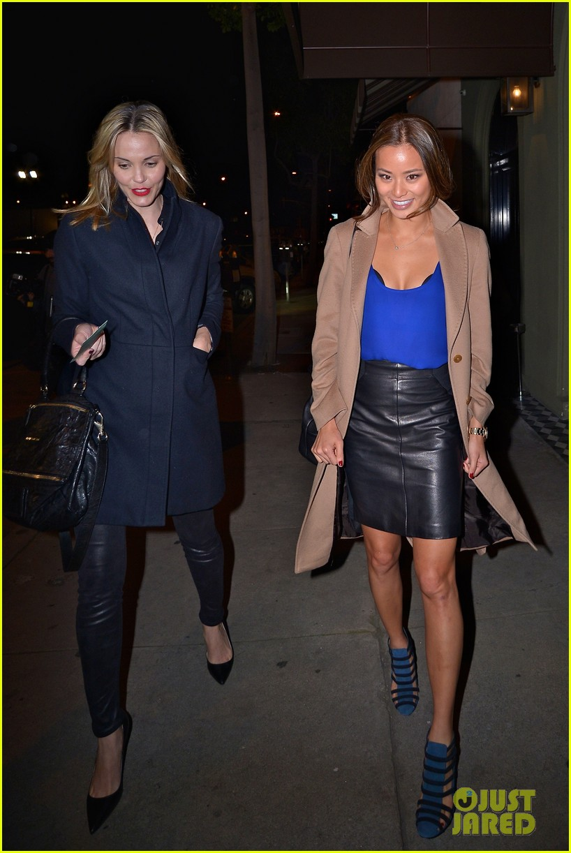 jamie chung girls night out 01