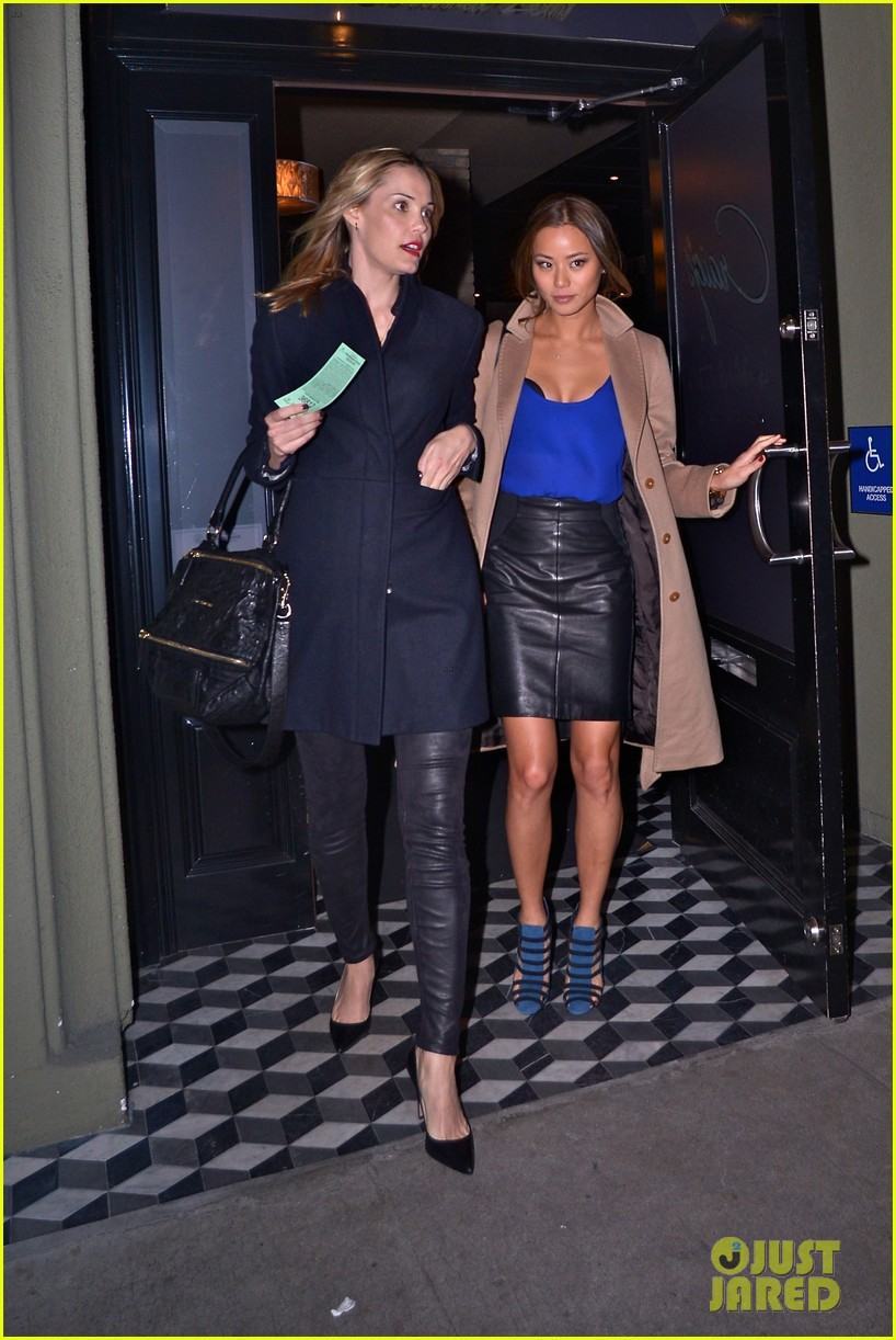 jamie chung girls night out 09