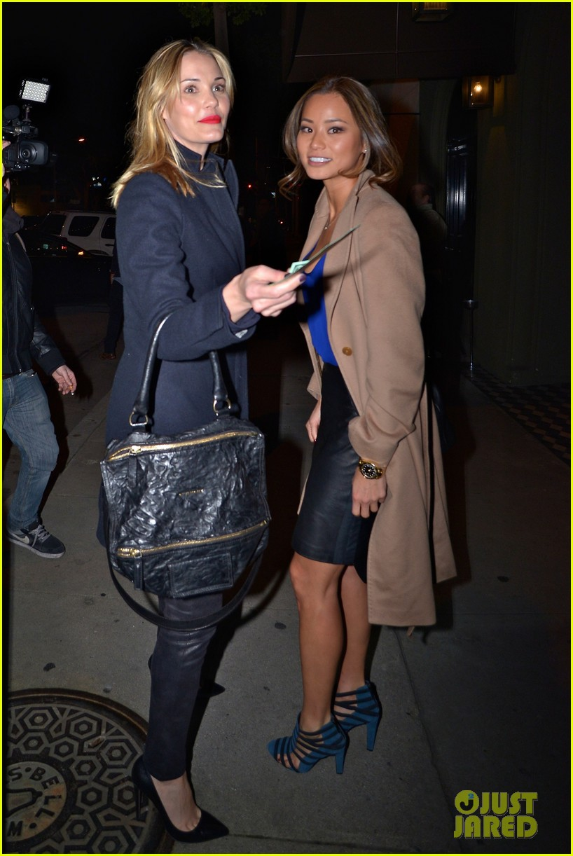 jamie chung girls night out 10