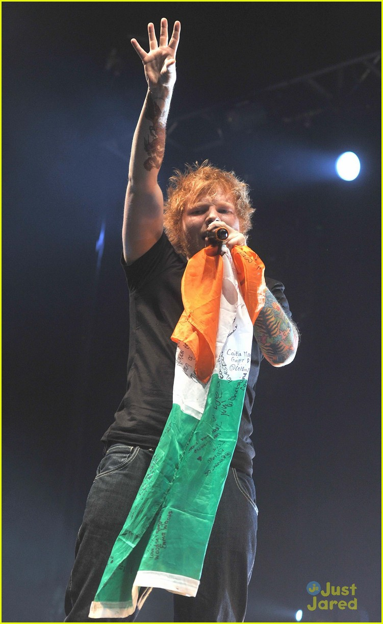 ed sheeran dublin tour stop 01