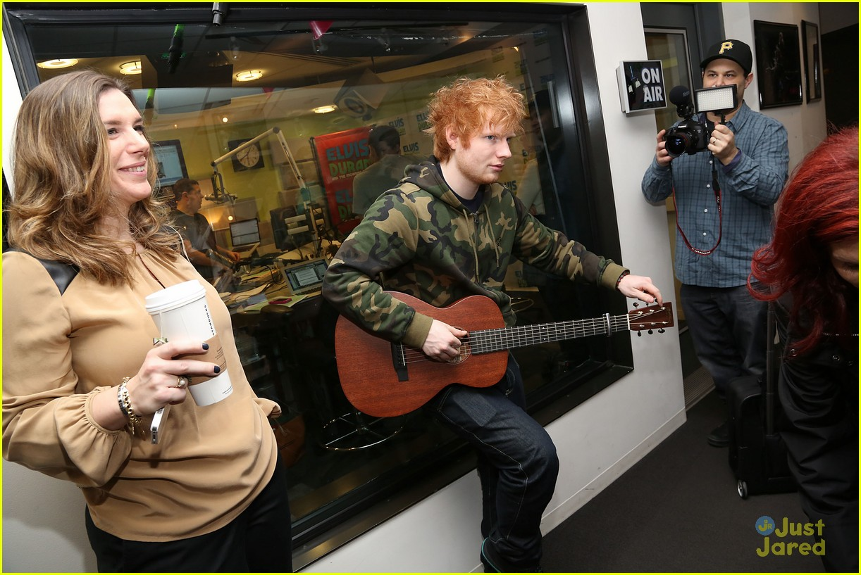 ed sheeran duran radio 22