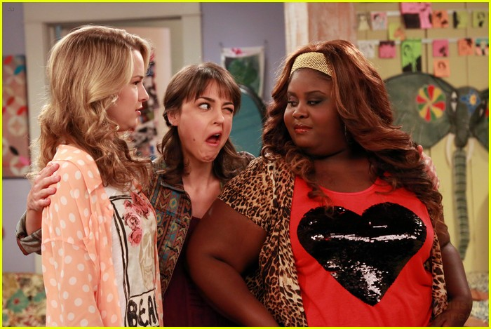 good luck charlie all fall down 13