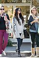 selena gomez smiling at starbucks 14