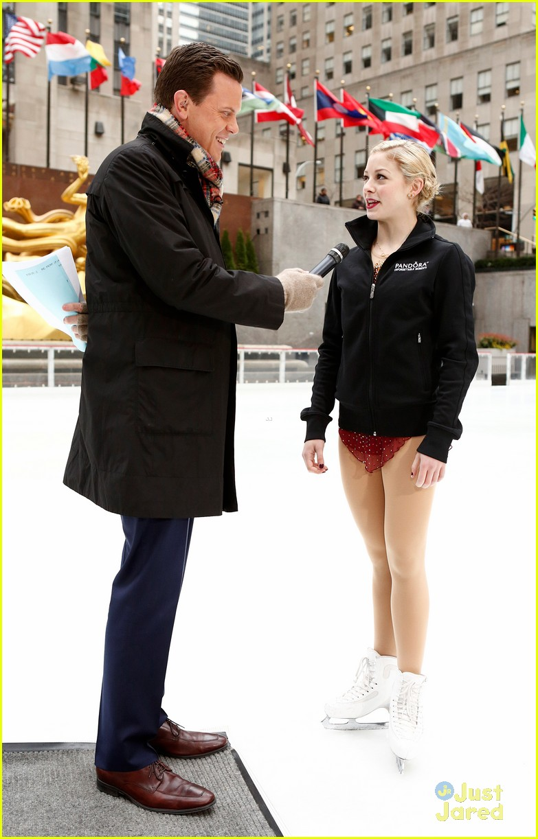 gracie gold today show 02