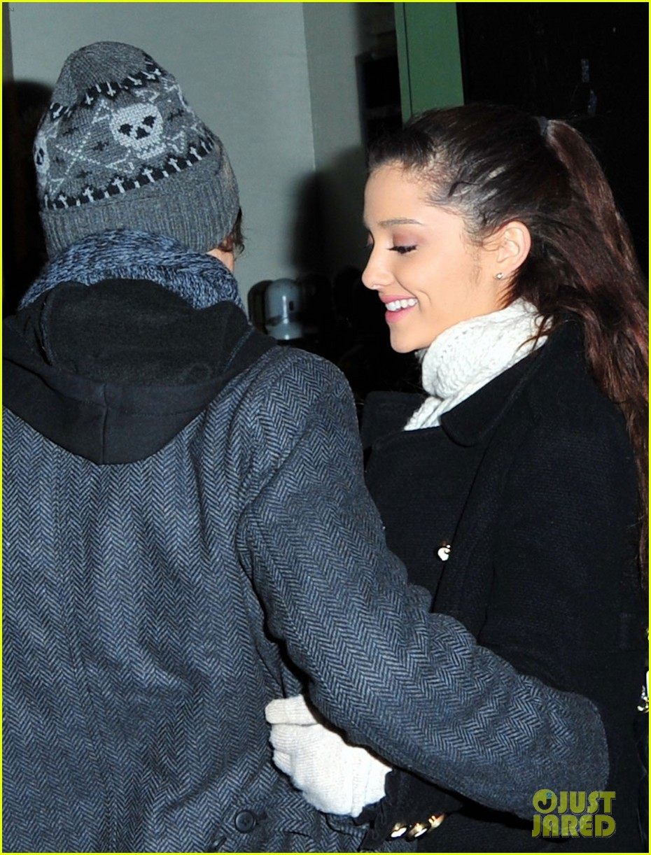 ariana grande jai brooks wicked 05